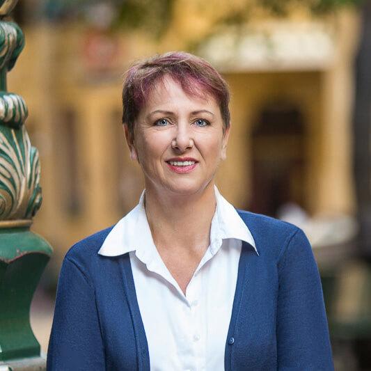 Lisa Edwards McFarlane Legal Secretary